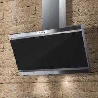 Lenoxx Unico Black design afzuigkap (90 cm)
