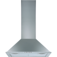 Zanussi ZHC600X afzuigkap (60 cm)